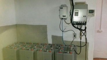Independent Power System 3,8kW